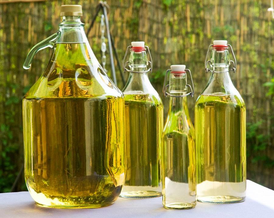 Met (Honigwein) selber hergestellt