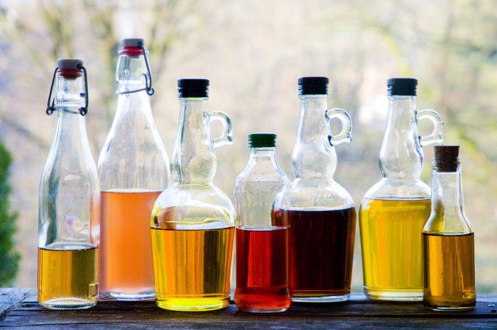 Kräuter-Öle, Auszüge und Tinkturen